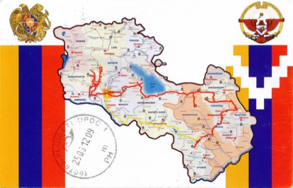 armenia karabakh kavkaz