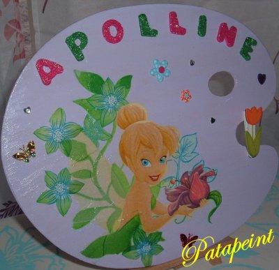Palette APOLLINE