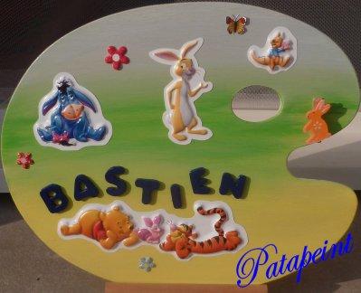 PALETTE BASTIEN