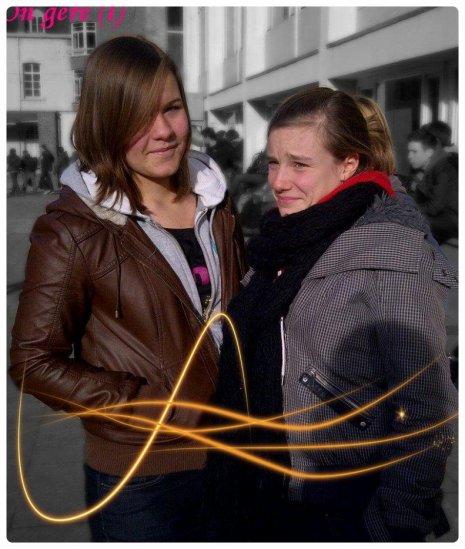 Une amie ... rien n'est plus commun que le nom, rien n'est plus rare que la chose.♥