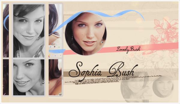 X   Bienvenue sur LovelyBush, ta source d'actualité sur Sophia Bush !   La plus Belle   X  #. Blog Nina Dobrev .