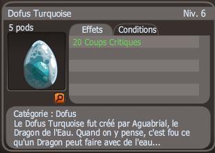 Dofus turquoise + 20 à vendre (interserveur)