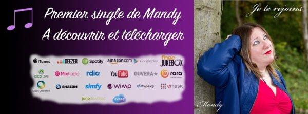 MON 1ER SINGLE DISPO SUR LES PLATEFORMES DE TELECHARGEMENT LEGAL !!!!!