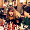 christmas in hogwarts.
