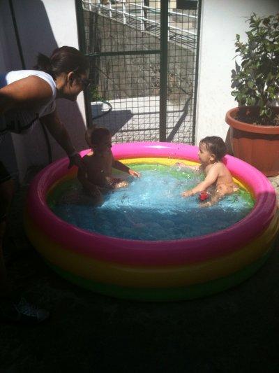 Portugal...mon fils & mon neveu...