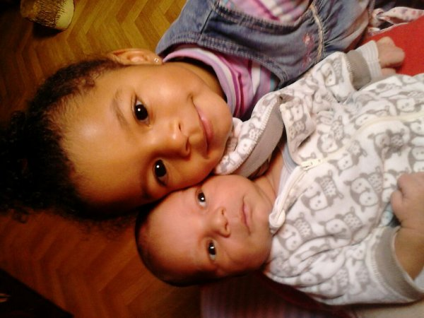 Je vous aimes mes bébés
