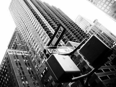 New York City, la ville de tout les conflits. Le commencemment.