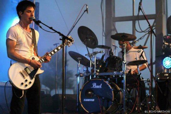 Ekhô a la ferte bernard lors du concert du 16 mai 2012