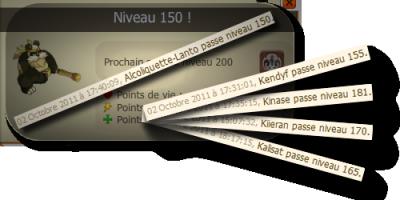Résultat Trousseau illimité ! :p