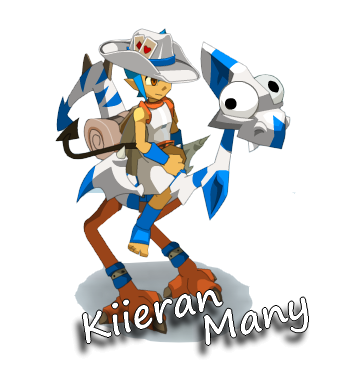 Kiieran Many