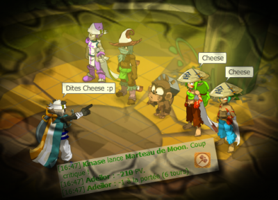 Une petite Sortie entre guilde fort agréable ! :)