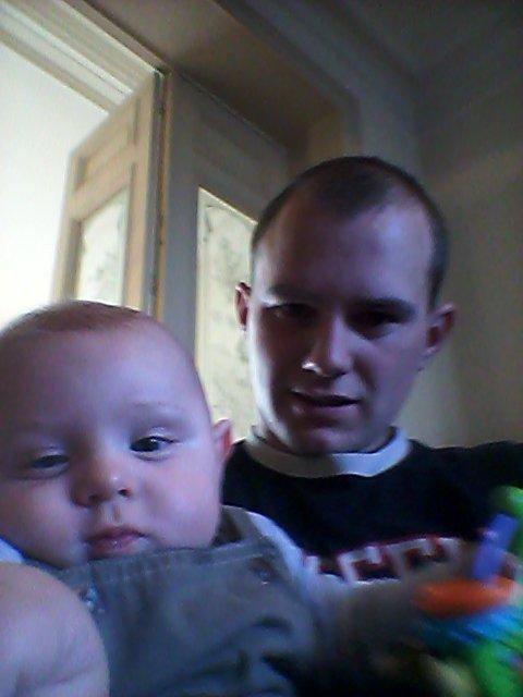 mon homme jerome et son fils