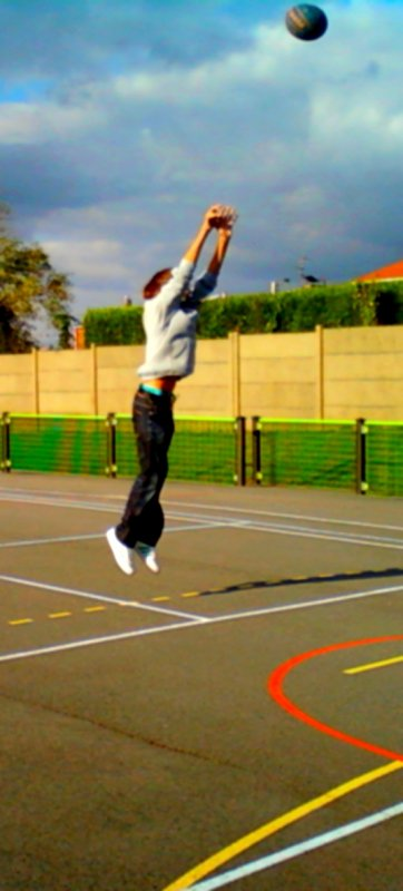 Basket-Ball ♥