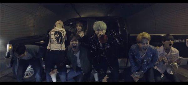 """BTS propose un teaser MV pour """"Run"""""""
