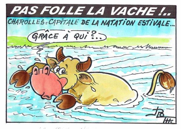 PAS FOLLE LA VACHE 576