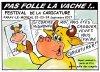 PAS FOLLE LA VACHE 579