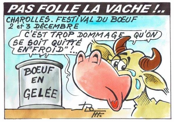 PAS FOLLE LA VACHE 588