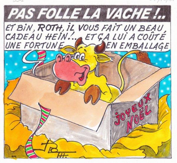 PAS FOLLE LA VACHE 591