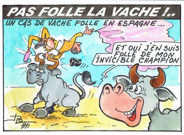 PAS FOLLE LA VACHE 593