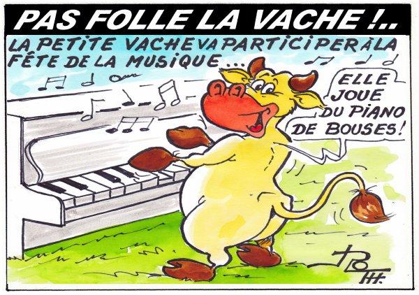 PAS FOLLE LA VACHE 614