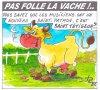 PAS FOLLE LA VACHE 615