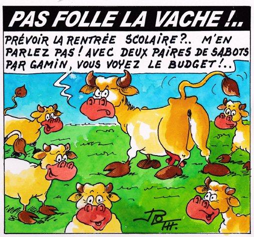 PAS FOLLE LA VACHE 625