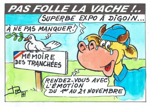 PAS FOLLE LA VACHE 634