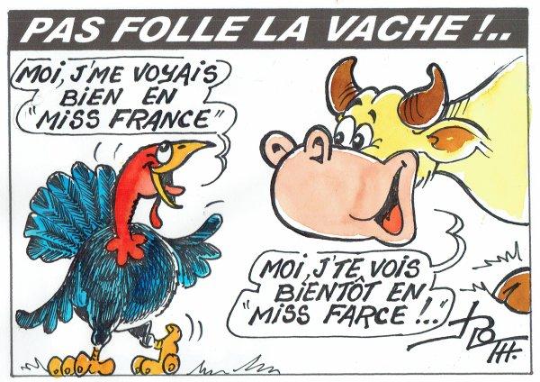 PAS FOLLE LA VACHE 639