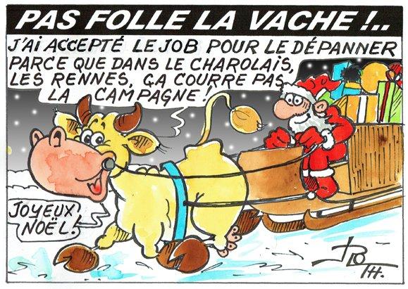 PAS FOLLE LA VACHE 640