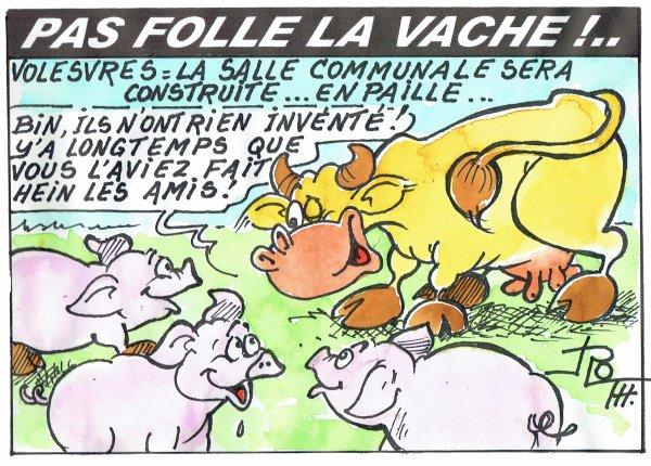 PAS FOLLE LA VACHE 656