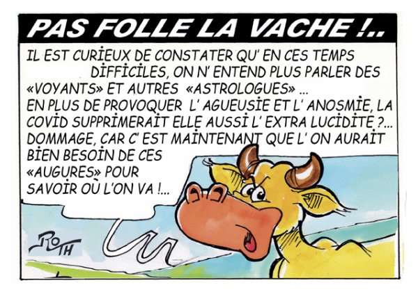 PAS FOLLE LA VACHE 712
