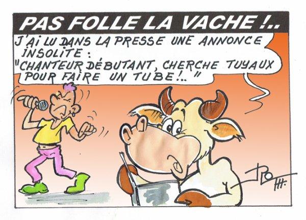 PAS FOLLE LA VACHE 762