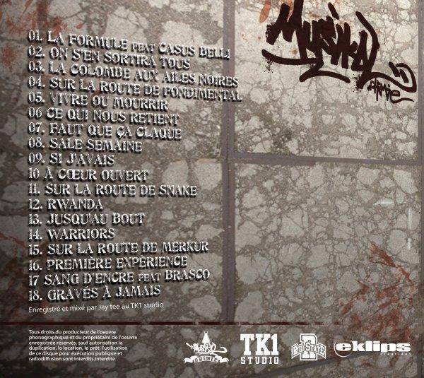 "ALBUM ""LA FORMULE"" ENFIN DISPO!!!!!!!!"