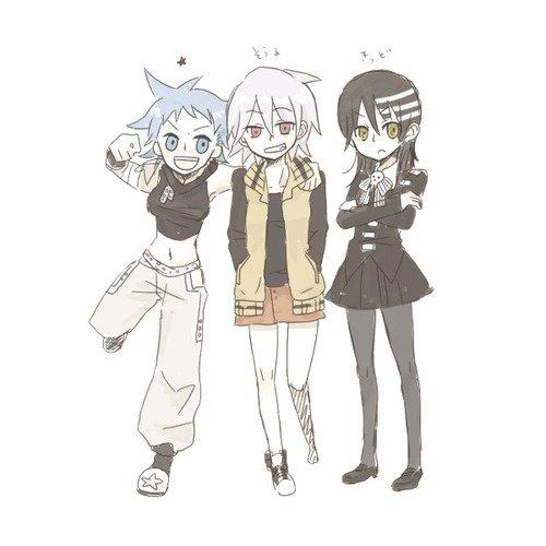 profil pour BlueStarEater (la fille du milieu)