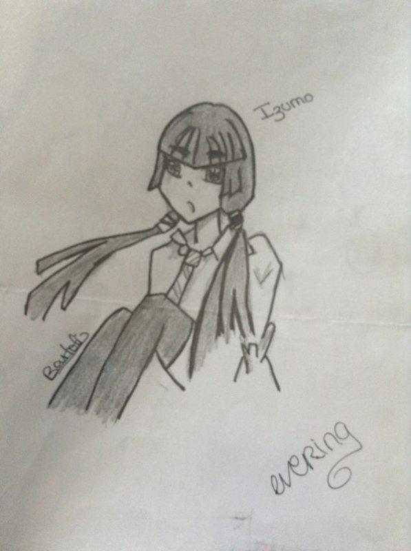 Izumo blue exocist