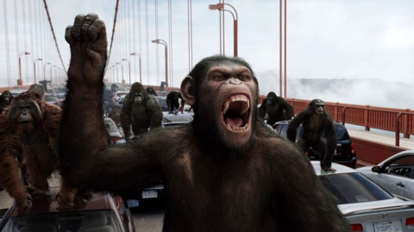 RISE OF THE PLANET OF THE APES (LA PLANETE DES SINGES : LES ORIGINES)