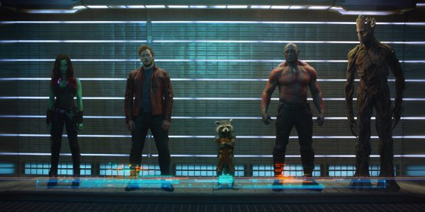 GUARDIANS OF THE GALAXY (LES GARDIENS DE LA GALAXIE)