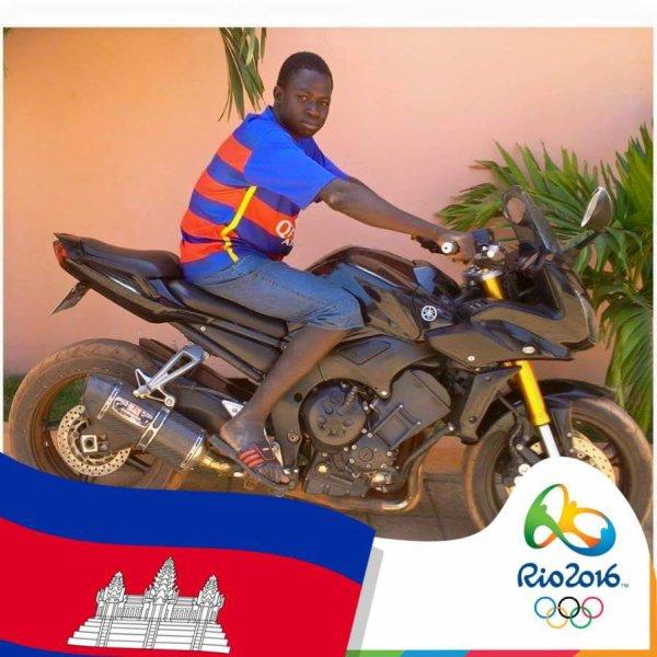 Jeux olympique rio 2016