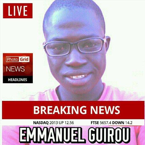 Emmanuel guirou
