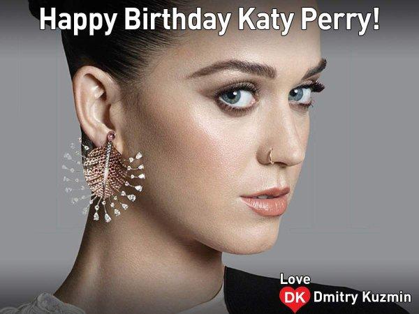Katy perry happy birthday