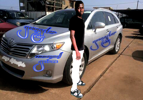 Emmanuel guirou youngstar car