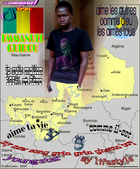 Emmanuel guirou youngstar malien