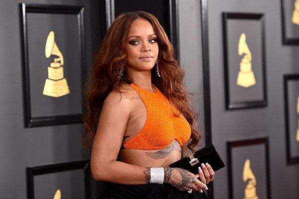 Rihanna picture emmanuel guirou