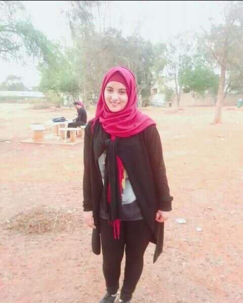 Emmanuel guirou elle ces mon amie depuis algerie elle s'appele bouchra 3 ans amitié important