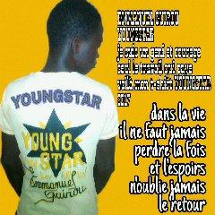 Emmanuel guirou youngstar de grand retour les amies un nouveau niveau adan.