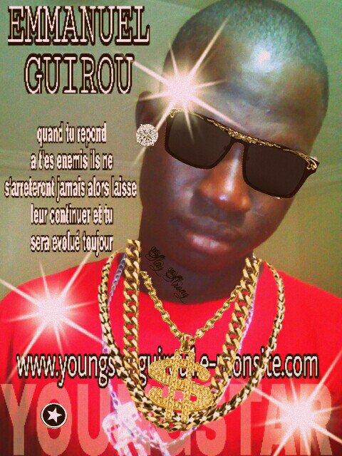 Je vous aimes tout mes amies de skyrock et fans je vie avec vous et vous etes ma famille www.youngstarguirou1.e-monsite.com