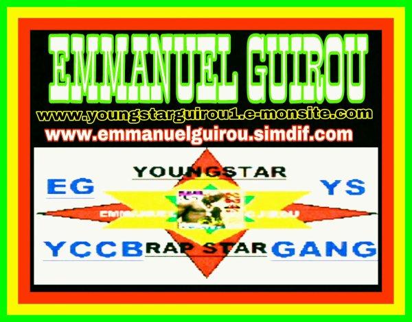 EMMANUEL GUIROU YOUNGSTAR LOGO