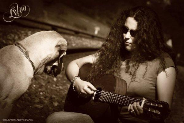 """""""Si une goutte de pluie agrandit un océan, quelques notes de musique peuvent nous faire voir les choses en grand"""""""