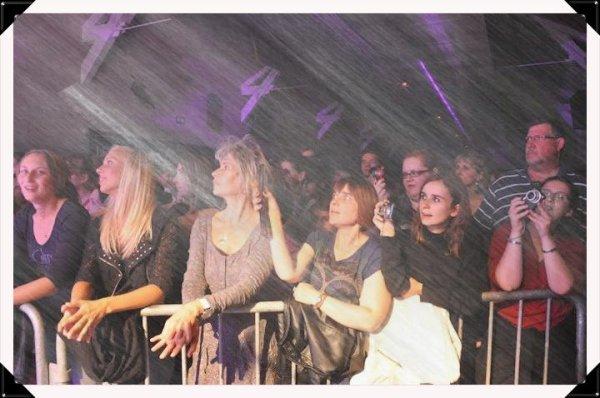 Mickaël Miro au festival Essey chantant 2012.