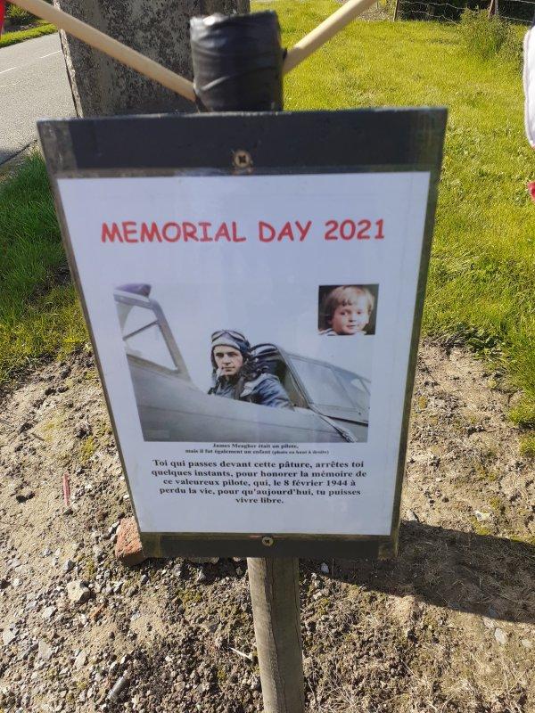 Mémorial Day 2021